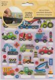 SANDYLION Trucks Pop Up / 3D Effekt Sticker