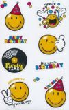 AVANsticker Smiley Geburtstag Sticker