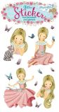 LUTZ MAUDER Prinzessin Floralie Glitter Sticker