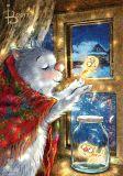 LOVELYCARDS Auftritt - Rina Zenyukov Postkarte