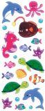 RÖSSLER Kleine Wassertiere 3D Sticker
