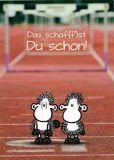 sheepworld Du schaf(f)st das! Postkarte