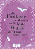 MILA Die Fantasie des Mannes... Postkarte