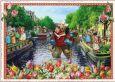TAUSENDSCHÖN Gracht Holland Postkarte