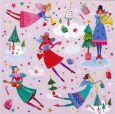 GOLLONG Engel machen Musik - Mila Marquis Postkarte