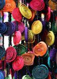 DANACARDS Rainbow Circles - Ann Blacksilver Postkarte