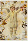 RANNENBERG Glockengeläut Adventskalender Karte
