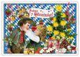 TAUSENDSCHÖN Frohes Weihnachtsfest / Gruß aus München Kinder 3D Postkarte