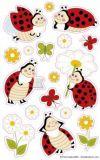 AVANsticker Lustige Marienkäfer Sticker