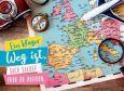 GOLDBEK Ein kluger Weg ist, sich selbst treu zu bleiben / Landkarte Lichtblicke Postkarte