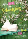 GOLDBEK Alles Liebe zum Geburtstag / Leben ist wie ein Buch Lichtblicke Postkarte