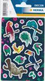 Herma Tropische Tiere Sticker