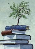 INKOGNITO The invisible tree - Katsuhisa Toda Postkarte