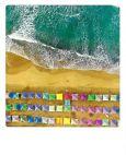 AQUAPURELLA Acapulco Beach, Mexiko - Bon Voyage Postkarte + Umschlag