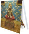 RANNENBERG Doggs - Beagle Klebezettel Block