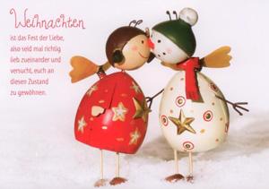 gwbi fest der liebe weihnachtsw nsche postkarte. Black Bedroom Furniture Sets. Home Design Ideas