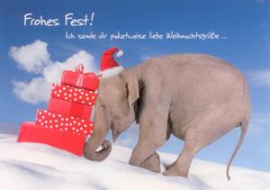 gwbi paketweise weihnachtsgr e weihnachtsw nsche postkarte. Black Bedroom Furniture Sets. Home Design Ideas