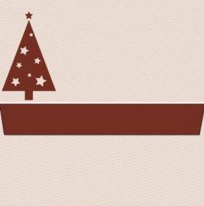 pks roter weihnachtsbaum briefumschl ge dl. Black Bedroom Furniture Sets. Home Design Ideas