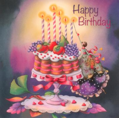 GOLLONG Happy Birthday