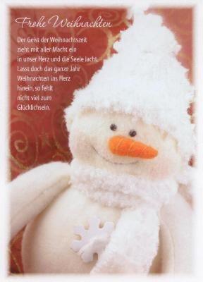gwbi weihnachten im herzen weihnachtsw nsche postkarte briefpapiershop sandra la