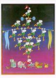 MT Pyramide - Mordillo Postkarte