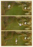 MT Tarzan bleibt hängen - Mordillo Postkarte
