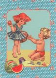 FROY & DIND Seaside Postkarte