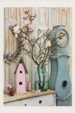 AQUAPURELLA Uhr  - Deco Postkarte