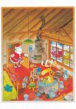 MT Rentier Wellness - Mordillo Postkarte