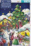 GOLLONG Weihnachsmarkt - Nina Chen Adventskalender Karte