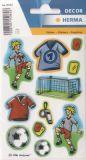 Herma Fußball Sticker