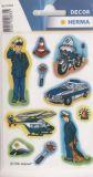 Herma Polizei Sticker