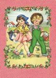 FROY & DIND Ausflug Postkarte