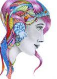 DANACARDS Grazia - Lilli Kuhn Postkarte