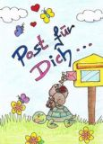 DANACARDS Post für Dich - Beate Reinartz Postkarte