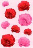 Herma Rote + Pinke Rosen Sticker
