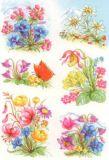 Herma Gebirgsblumen Sticker