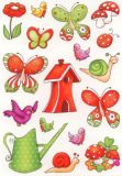 Herma Gartenfreuden Sticker