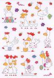 Herma Hühner mit Glimmer Sticker