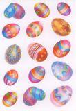 Herma Ostereier mit Glimmer Sticker