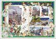 TAUSENDSCHÖN Fröhliche Weihnachten / München Buch Postkarte