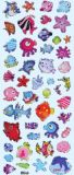 HobbyFun Fische Glossy Sticker