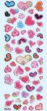 HobbyFun Herzen II Glossy Sticker