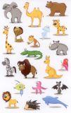 BSB Wilde Tiere Sticker