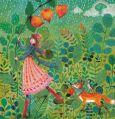 GOLLONG Frau im Herbstregen - Mila Marquis Postkarte