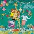 GOLLONG Geburtstagstiere - Mila Marquis Postkarte