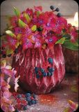 GOLLONG Herbstliche Blüten - Martina Carmosino Postkarte