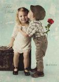 TATMOTIVE First Love Postkarte