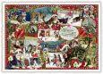 TAUSENDSCHÖN Fröhliche Weihnachten / Katzenbilder Postkarte