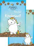PUMMELEINHORN Kekskrümel A4 Block